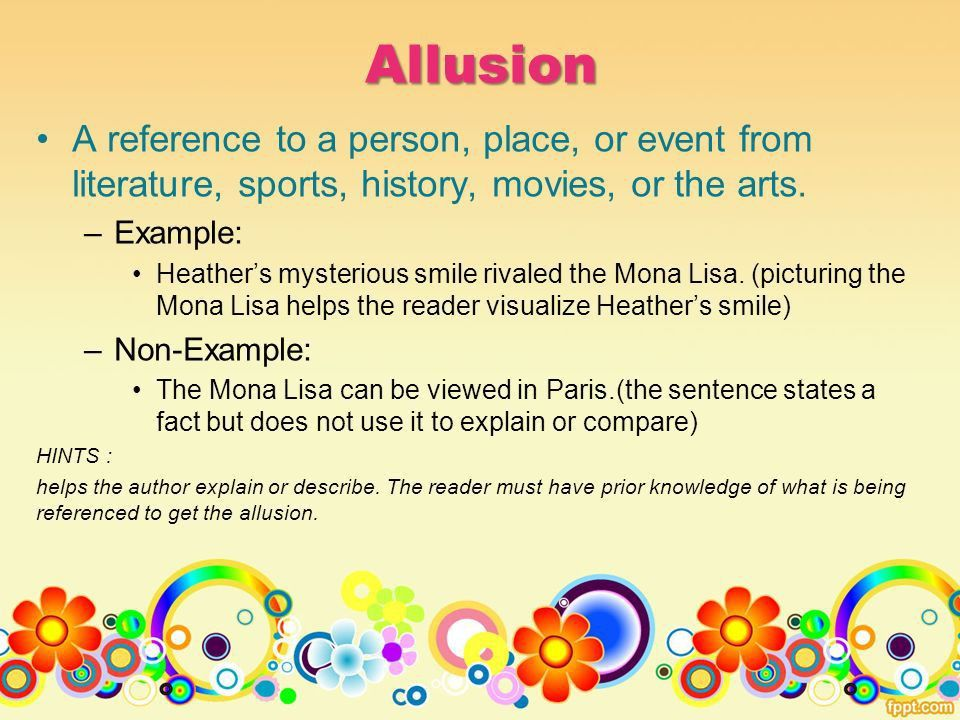 Figurative Language Write what is in BLUE only! You must also ...