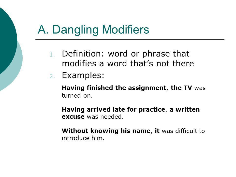 VIII. Other Mechanic Errors - ppt download