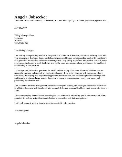 Spectacular Inspiration What Makes A Good Cover Letter 14 What ...