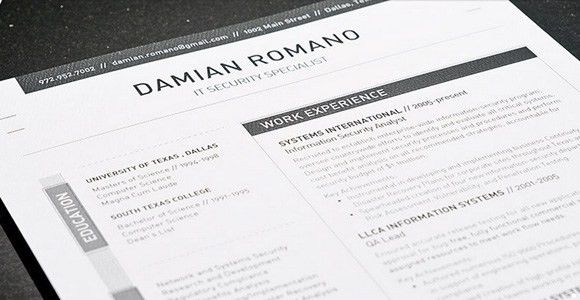 The 41 Best Resume Templates Ever | The Muse http://loftresumes ...