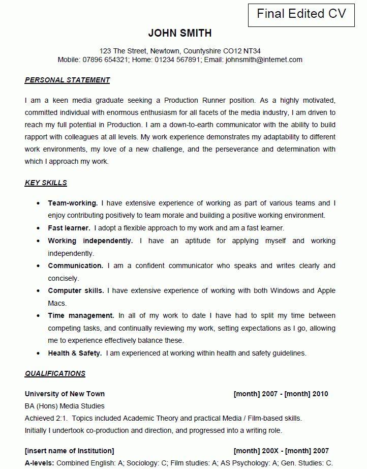 CV services, CV editing, CV writing, CV Experts | CV-Shop Services ...
