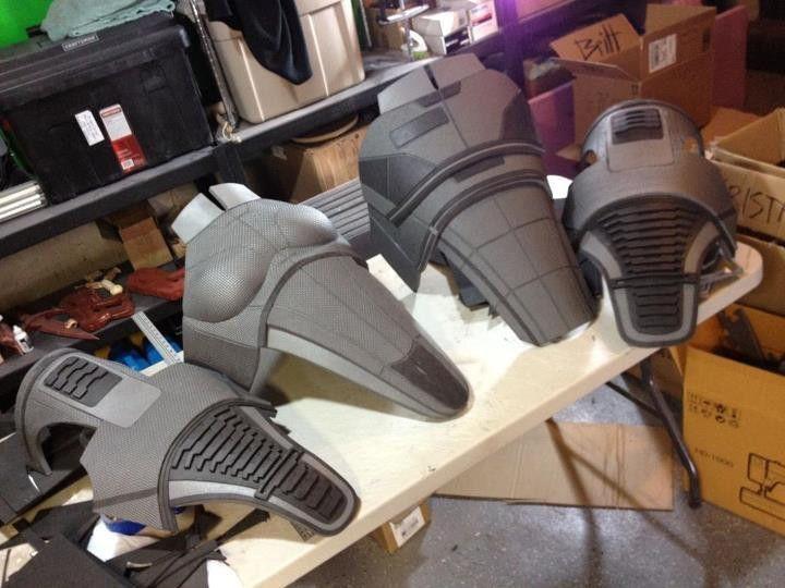 Mass Effect - N7 EVA Foam Armor - Punished Props
