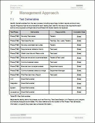 Test Plan Template | rubybursa.com