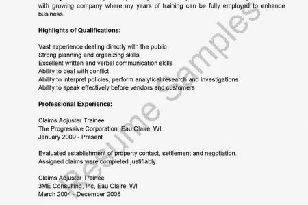 Medical Claims Supervisor Sample Resume Superintendent Resume ...