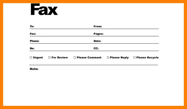 8+ fax cover letter pdf | coaching-resume