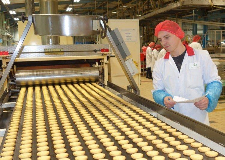 Food factory creates 40 jobs