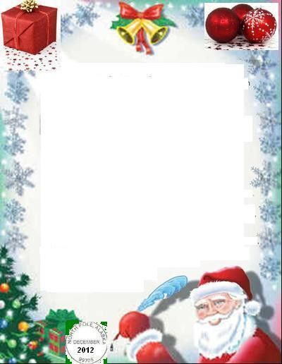 Write & Email Santa Claus, Free Letters from Santa Claus, Free ...