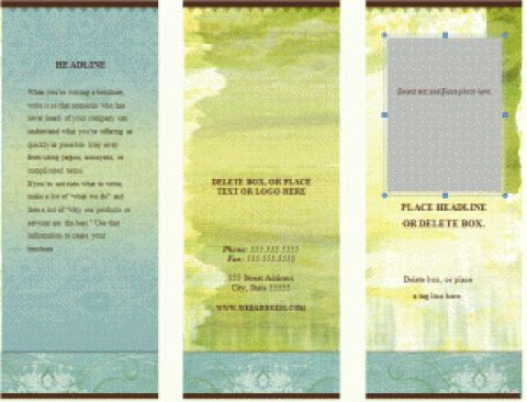 40 Free Word Brochure Templates - PDF Publisher