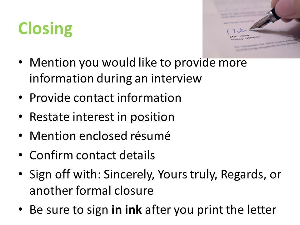 Cover Letters. Purpose of a Cover Letter A cover letter introduces ...