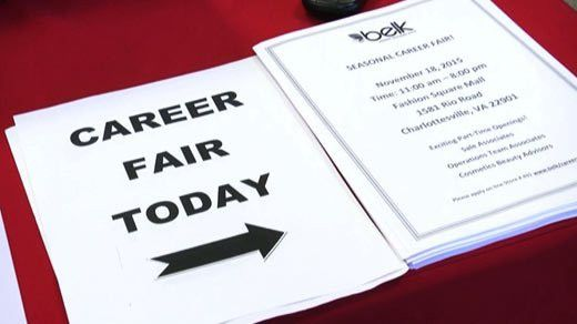 Belk Holds Career Fair at Fashion Square Mall - NBC29 WVIR ...