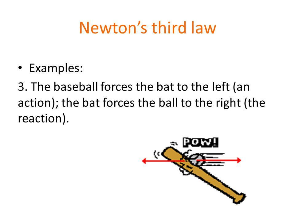 Newton's third law of motion (textbook p: ) - ppt video online ...