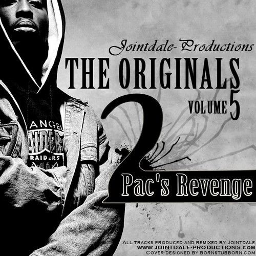 "2Pac,outlaws - Jointdale Originals Vol5 ""2pac's Revenge"" Hosted by ..."