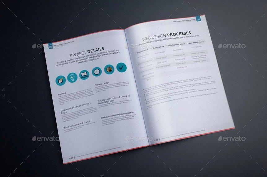 Web Design Proposal Template by terusawa | GraphicRiver