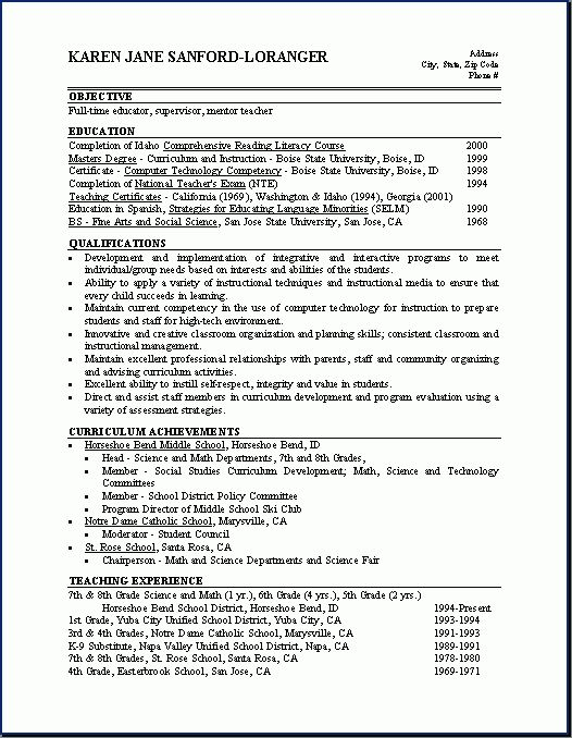 28+ [ Sample Resume Qualifications And Skills ] | Resume Skills ...