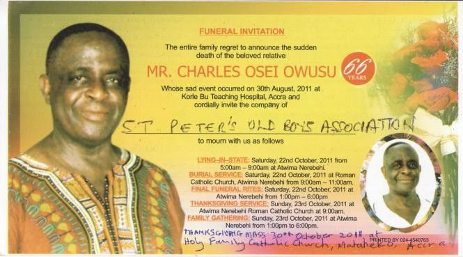 Fascinating Funeral Invitation Cards 54 With Additional Get ...