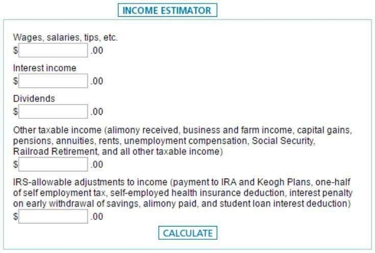 Self Employment Tax Form. Estimated Taxes Are Payments Made To Pay ...