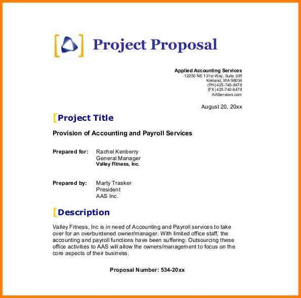 8+ free business proposal templates | artist resume