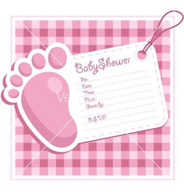The inspiring collection of Baby Shower Invitations Templates Free ...