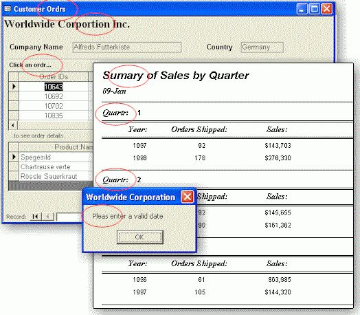 Microsoft Access spell checking for tables, forms, and reports ...