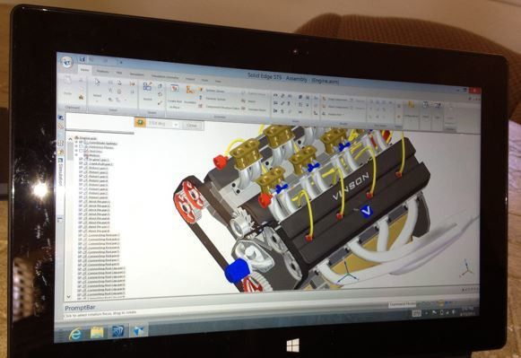 Optimizing Microsoft Surface Pro 3 for CAD > ENGINEERING.com