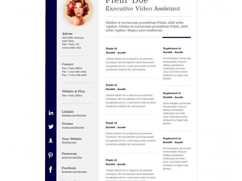 Pages Resume Templates - Resume Example