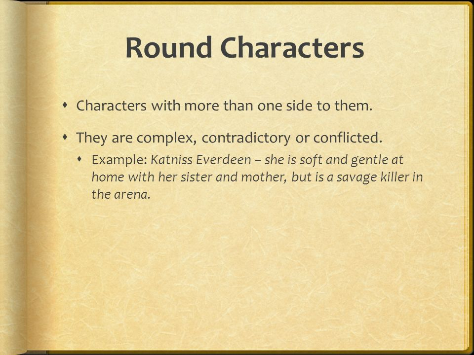 """Borrowed from: Mrs. Howard. What is Characterization ? """"It allows ..."""