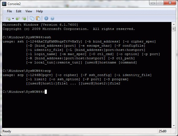 How To Install SCP and SSH On Windows 7 Using Cygwin - Question ...
