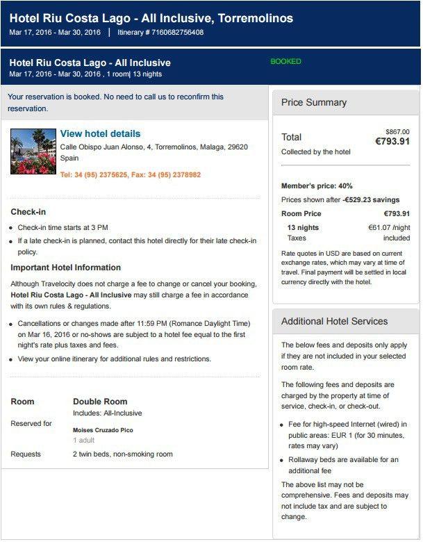 Proof of Accommodation for Visa Application - Schengen VISA ...