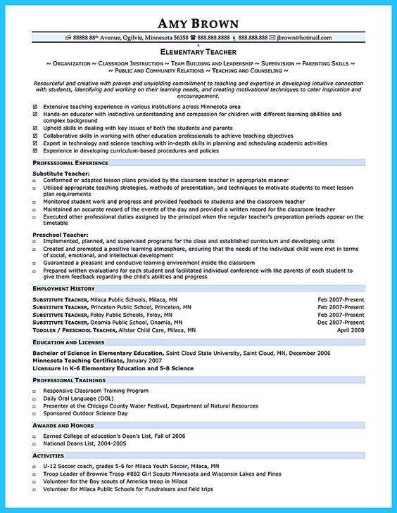 teacher job description resume if you are seeking a job as an art ...