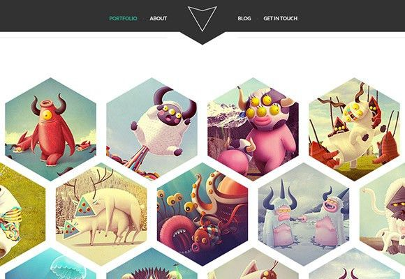 20 Top-Notch Free PSD Website Templates with Amazing Premium Designs