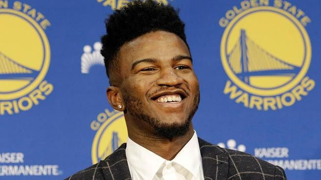 Most famous person to call Warriors draft pick Jordan Bell is ...