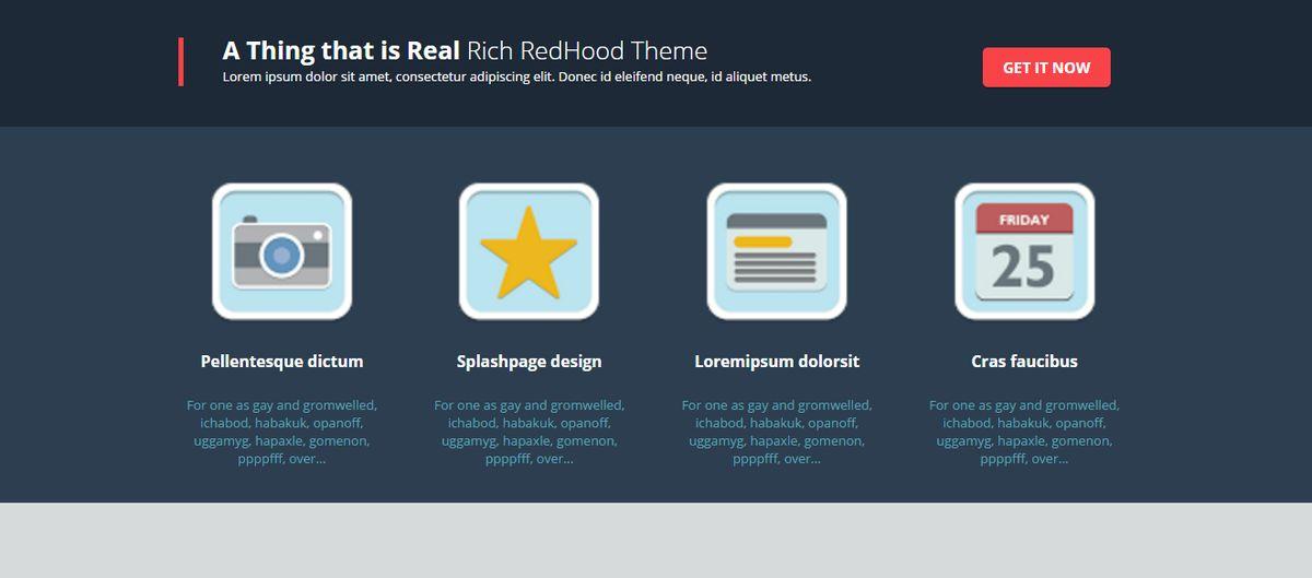 Top 20 Blogger Landing Page Templates for BlogSpot Blog