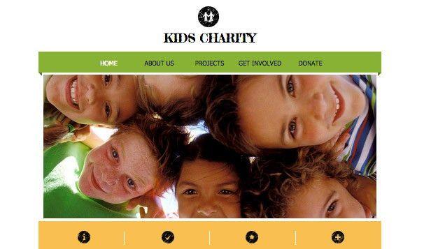 Religion & Non Profit Website Templates | Community & Education | Wix