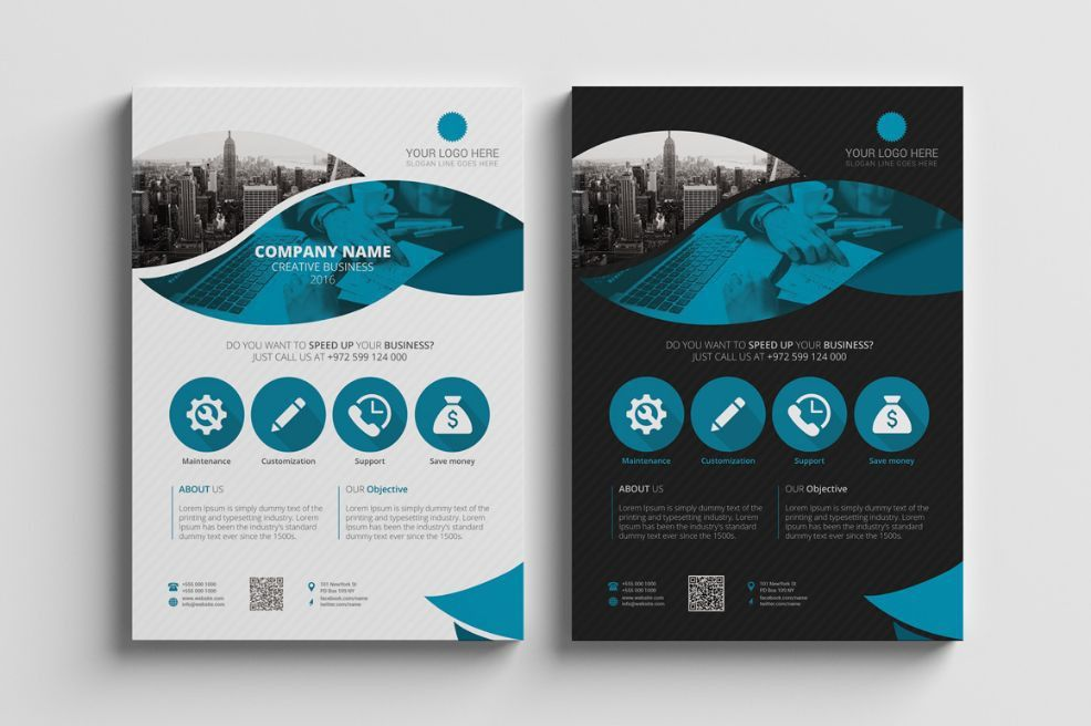25+ Promotional Flyer Template PSD for Product, Restaurant and ...