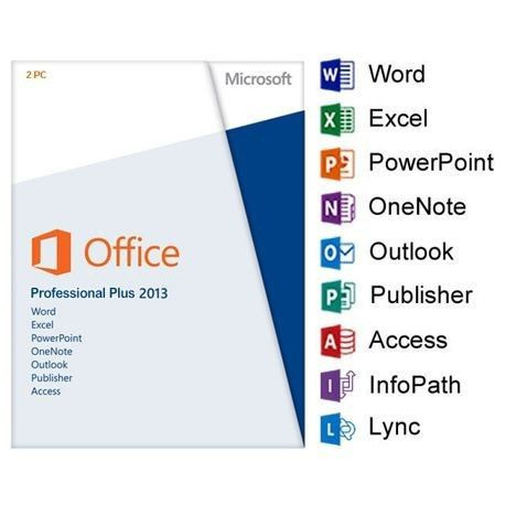 Microsoft Office 2013 Professional Plus for Charities, Churches ...