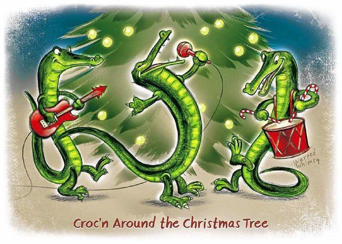 Wordplay wonderland: Charlemont couple's Christmas cards bring ...