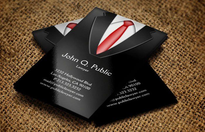 20 Free Photoshop Business Card Templates