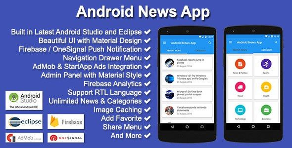 Buy Android Apps, Android App Templates and Android Games from ...