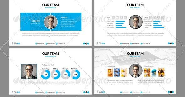 10 Great Portfolio PowerPoint Presentation Templates – Design Freebies