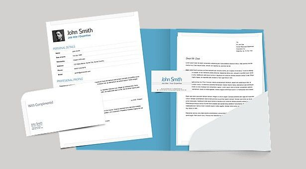 Stunning Idea Resume Portfolio Folder 7 Best Photos Of Business ...