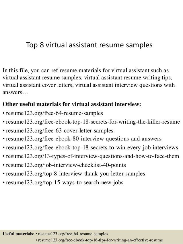 top-8-virtual-assistant-resume-samples-1-638.jpg?cb=1429929606