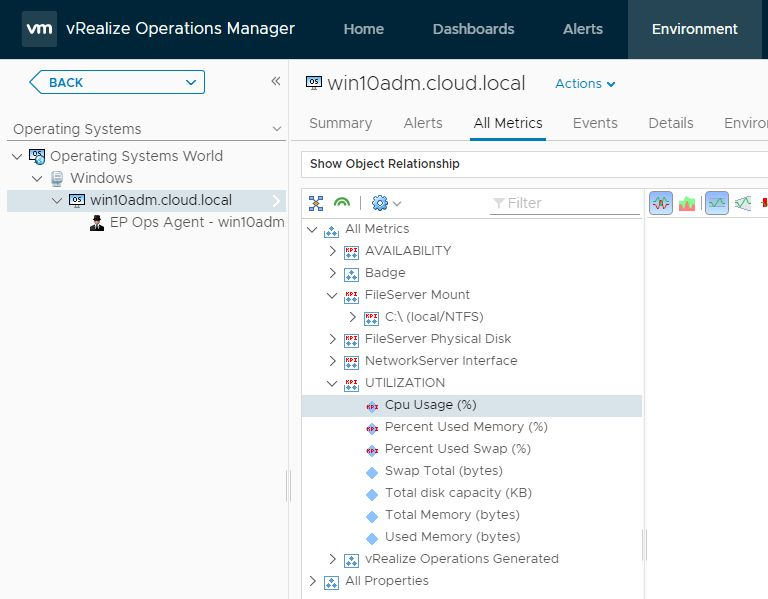 Install vRealize Operations Manager 6.6 Endpoint Agent ...