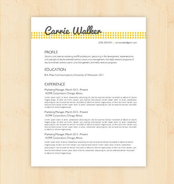 Download Cosmetology Resume Template | haadyaooverbayresort.com