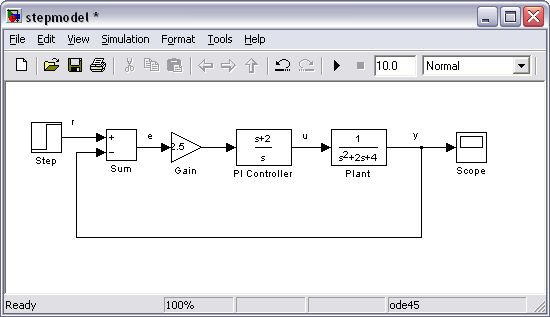 Control Tutorials for MATLAB and Simulink - Simulink Basics ...