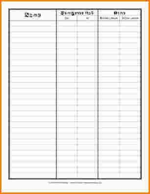 7+ email signup sheet | paradochart