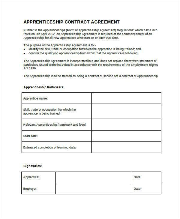 Sample Contract Registration Form - Free Documents in Word, PDF