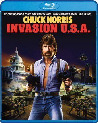 Invasion U.S.A. and Braddock: Missing in Action III Coming on Blu ...