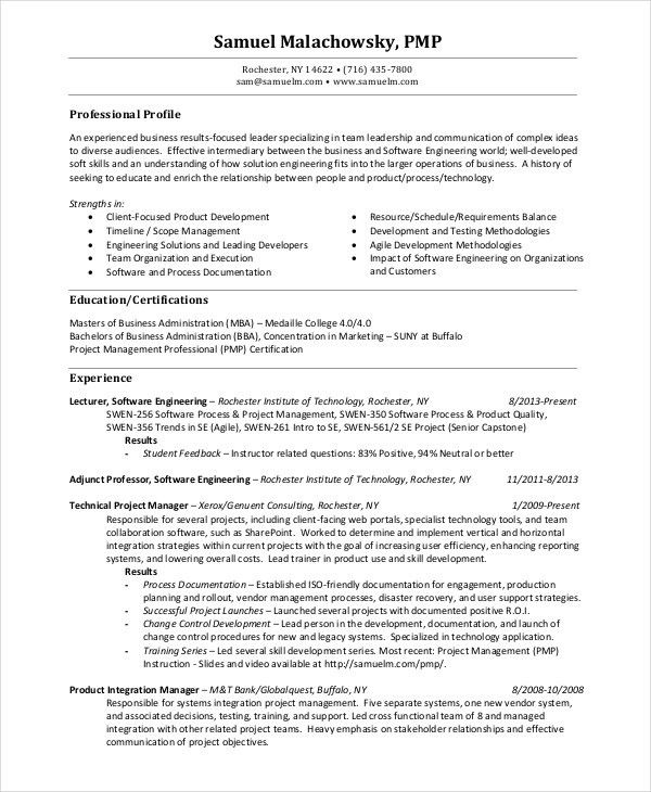 8+ Retail Manager Resumes - Free Sample, Example, Format | Free ...