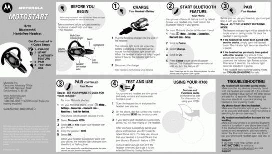 7 User Manual Templates - Excel PDF Formats