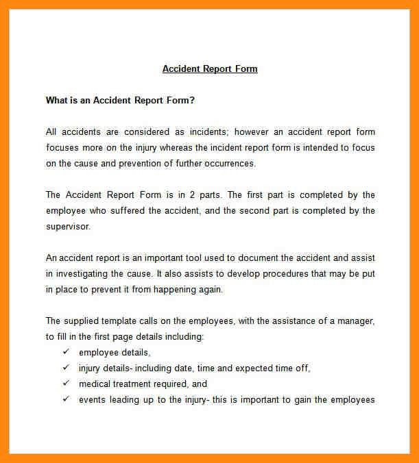 Incident Reporting Form. Incident Reporting Form Incident Report .